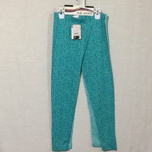 52 State Twin Pack Leggings Girls Size 12